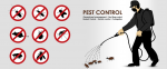 An experienced and licensed crew of pest controllers